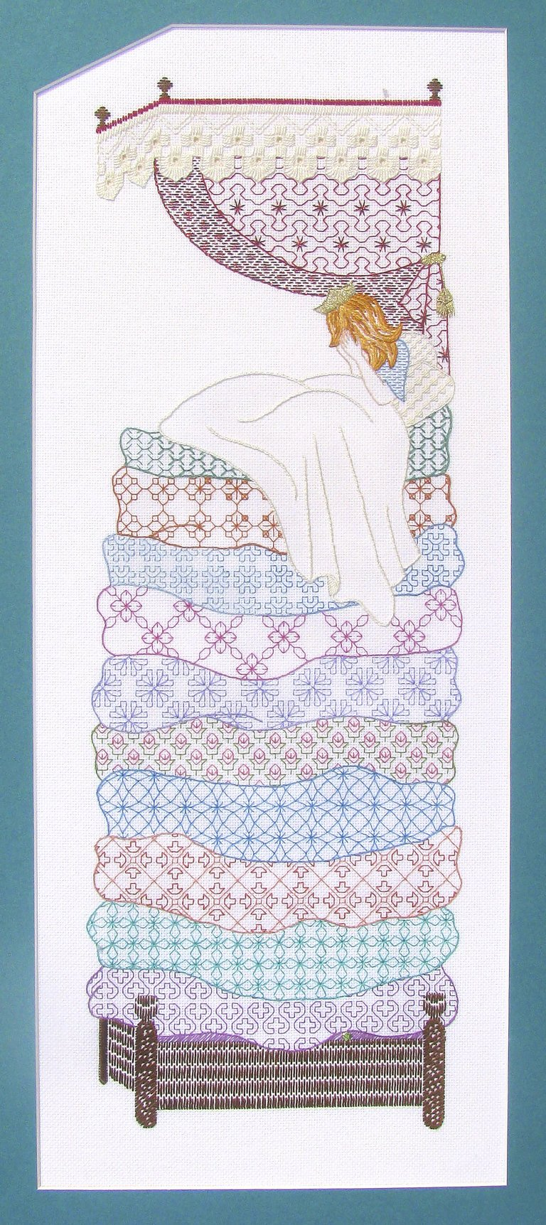 The Princess and the Pea by Marion Scoular