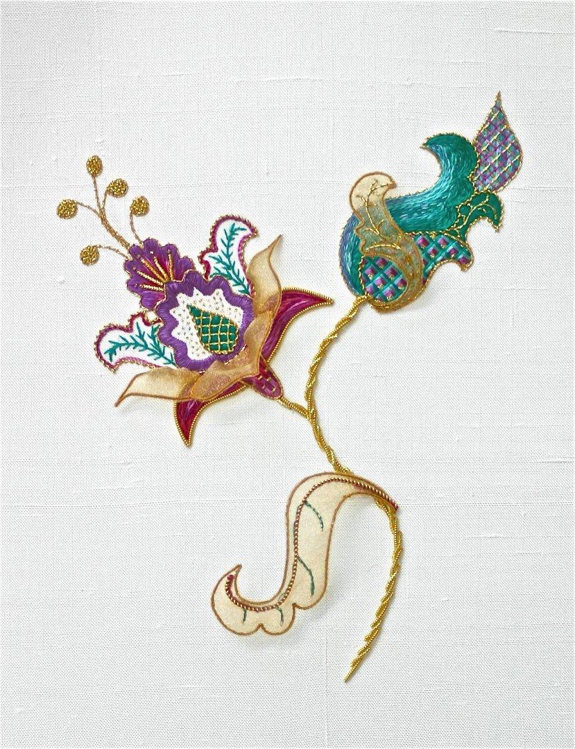 Jacobean Fantasy by Kay Stanis